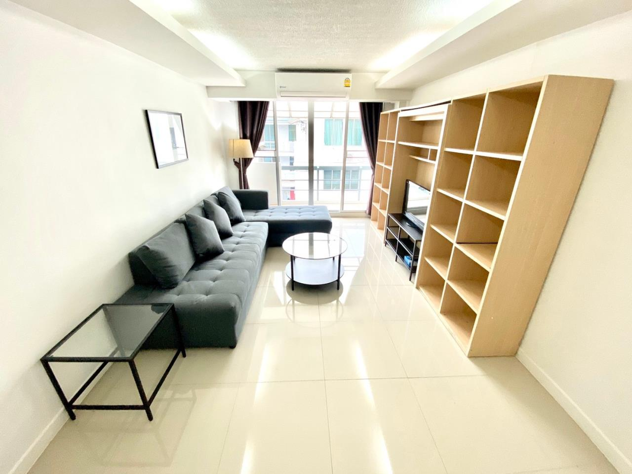 Bestbkkcondos Agency's Waterford 50 2 bedrooms 2 bathrooms 96.8 sqm. 8th Floor for sale 6.582mTHB Rental 28000THB 4