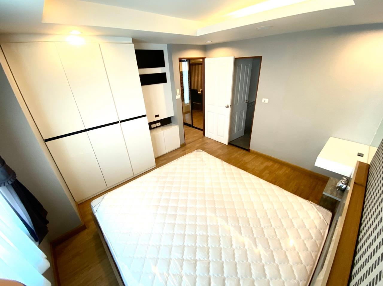 Bestbkkcondos Agency's Waterford 50 2 bedrooms 2 bathrooms 74sqm. 4th Floor for sale 5500000THB 4
