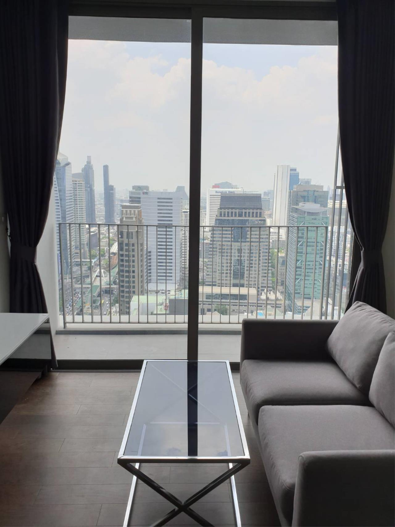 Bestbkkcondos Agency's Nara 9 1 bedroom 1 bathroom 39sqm 30000THB negotiable 5