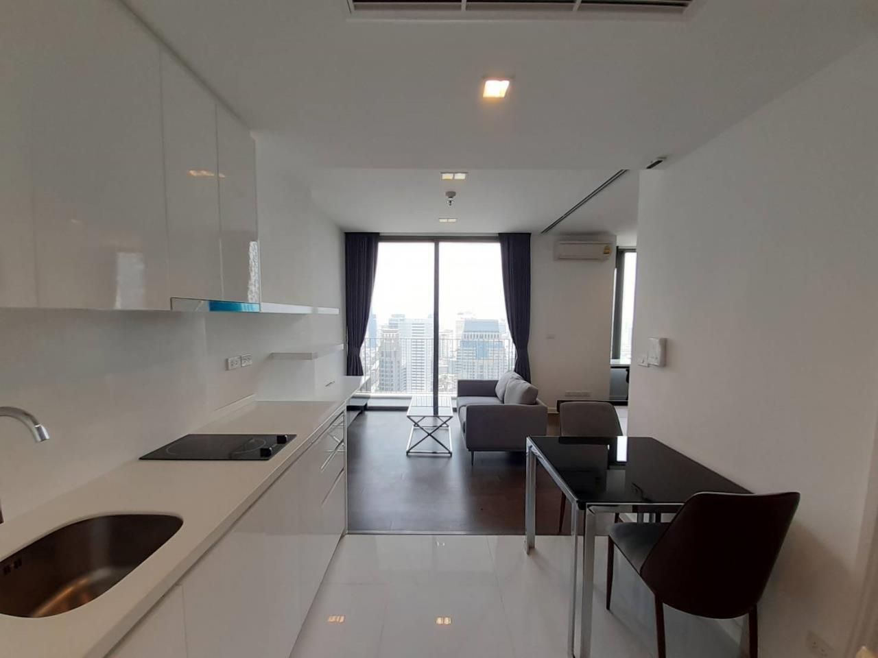 Bestbkkcondos Agency's Nara 9 1 bedroom 1 bathroom 39sqm 30000THB negotiable 10