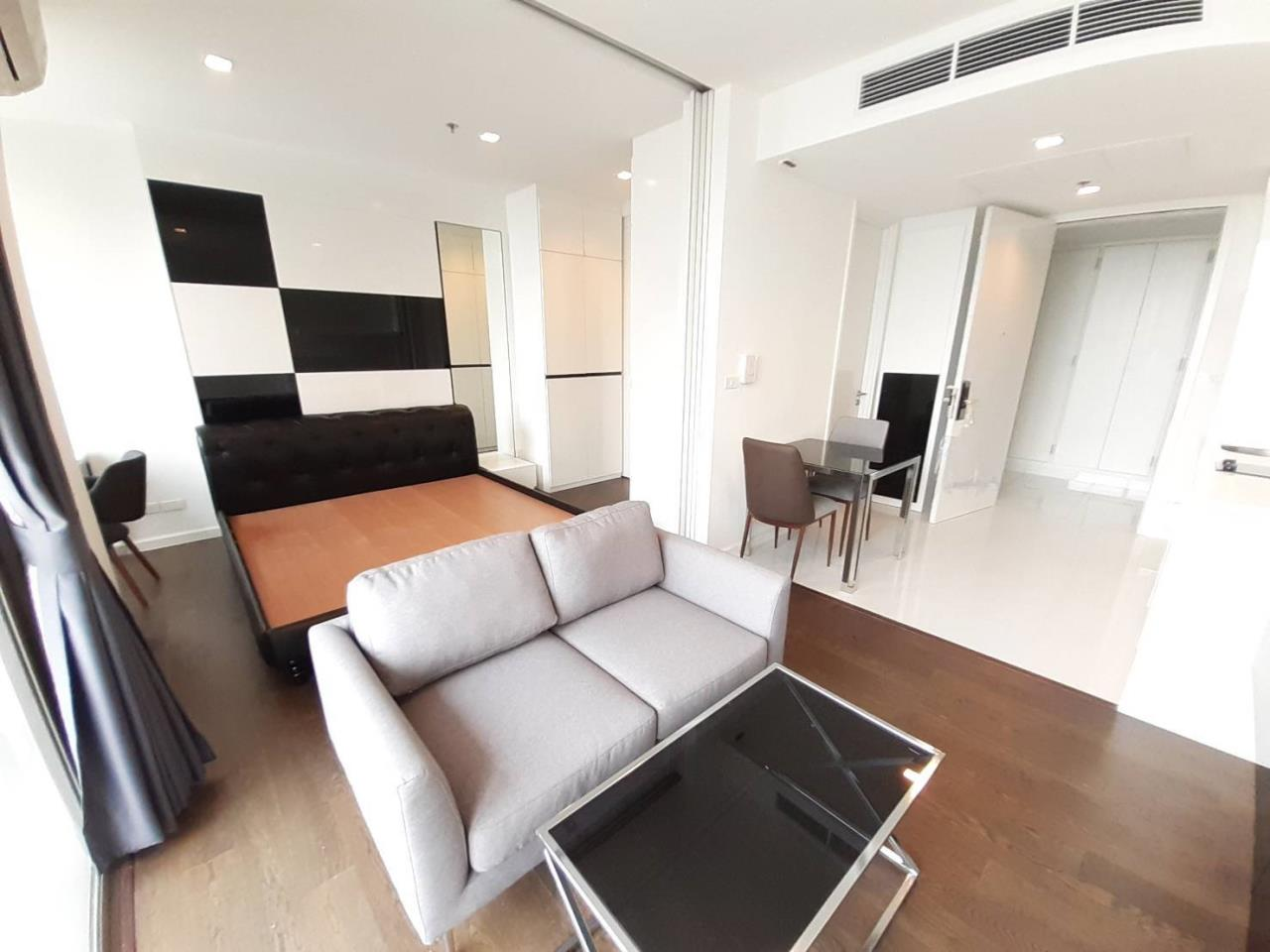 Bestbkkcondos Agency's Nara 9 1 bedroom 1 bathroom 39sqm 30000THB negotiable 9