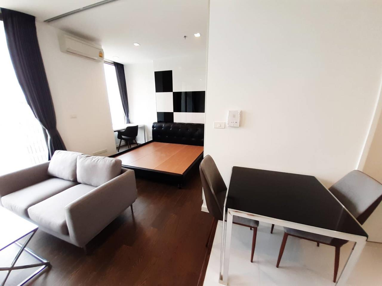 Bestbkkcondos Agency's Nara 9 1 bedroom 1 bathroom 39sqm 30000THB negotiable 8