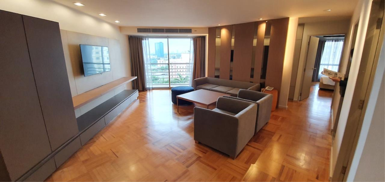 Bestbkkcondos Agency's 3 beds 2 bath 120sqm Bangkok Gardens 45000THB negotiable 2