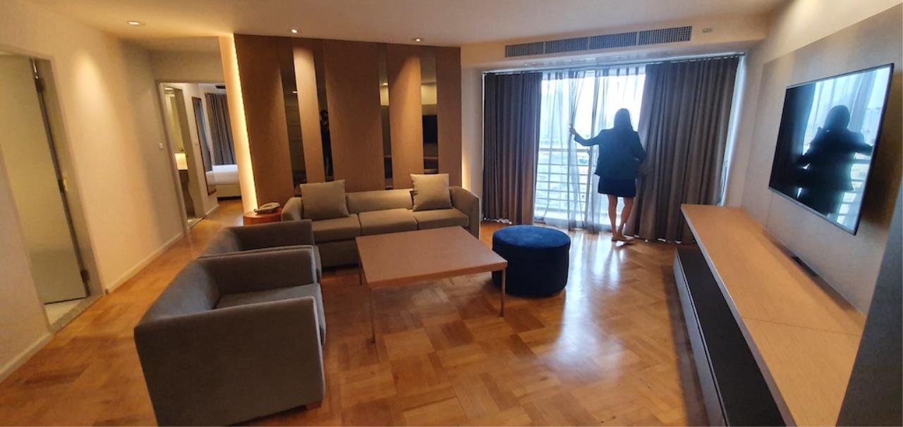 Bestbkkcondos Agency's 3 bedrooms 2 bathrooms 120sqm Bangkok Gardens 45000THB 1